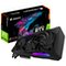 A small tile product image of Gigabyte GeForce RTX 3070 Ti Aorus MASTER 8GB GDDR6X