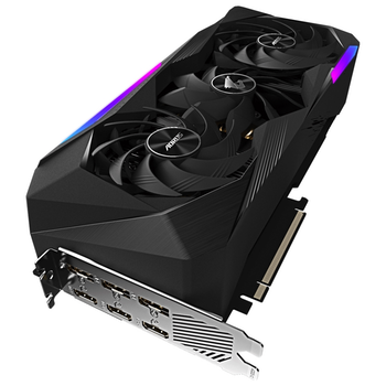 Product image of Gigabyte GeForce RTX 3070 Ti Aorus MASTER 8GB GDDR6X - Click for product page of Gigabyte GeForce RTX 3070 Ti Aorus MASTER 8GB GDDR6X