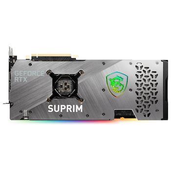 Product image of MSI GeForce RTX 3070 Ti SUPRIM X 8GB GDDR6X - Click for product page of MSI GeForce RTX 3070 Ti SUPRIM X 8GB GDDR6X