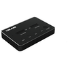 A product image of Volans Aluminium 2-Bay USB-C NVMe PCIe SSD Docking Station