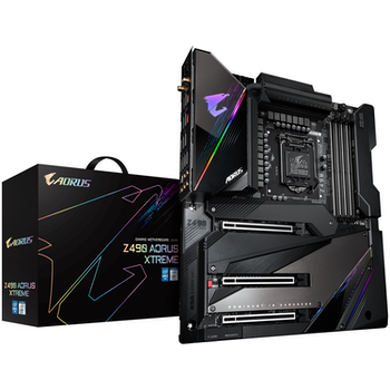 Product image of EX-DEMO Gigabyte Z490 Aorus Xtreme LGA1200 ATX Desktop Motherboard - Click for product page of EX-DEMO Gigabyte Z490 Aorus Xtreme LGA1200 ATX Desktop Motherboard
