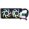 A product image of EK AIO 280 D-RGB AIO Liquid CPU Cooler