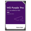 """A product image of WD Purple Pro WD181PURP 3.5"""" 18TB 256MB 7200rpm Surveillance HDD"""