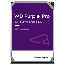 """Product image of WD Purple Pro WD181PURP 3.5"""" 18TB 256MB 7200rpm Surveillance HDD   - Click for product page of WD Purple Pro WD181PURP 3.5"""" 18TB 256MB 7200rpm Surveillance HDD"""