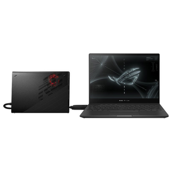 """Product image of ASUS ROG Flow X13 GV301QH 13.4"""" Supernova Edition 13.4"""" Touch Ryzen 9 GTX 1650 Windows 10 Gaming Notebook with ROG XG Mobile Dock - Click for product page of ASUS ROG Flow X13 GV301QH 13.4"""" Supernova Edition 13.4"""" Touch Ryzen 9 GTX 1650 Windows 10 Gaming Notebook with ROG XG Mobile Dock"""