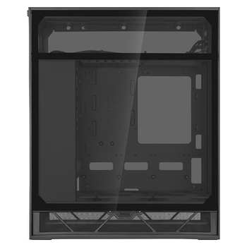Product image of Silverstone ALTA F1 ATX Mid Tower Case w/ Tempered Glass Side Panel - Black - Click for product page of Silverstone ALTA F1 ATX Mid Tower Case w/ Tempered Glass Side Panel - Black