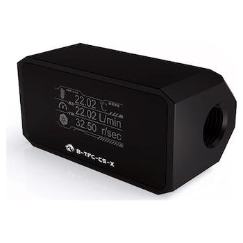 Product image of Bykski Digital Display Inline Flow Meter - Click for product page of Bykski Digital Display Inline Flow Meter