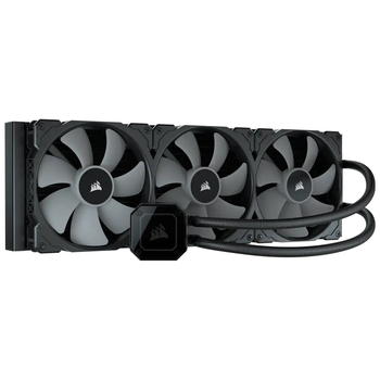 Product image of Corsair iCue H170i Elite Capellix 420mm AIO Liquid Cooler - Click for product page of Corsair iCue H170i Elite Capellix 420mm AIO Liquid Cooler