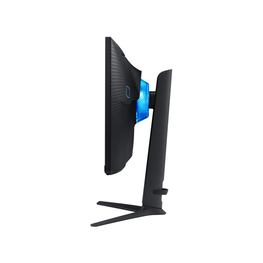 """A large main feature product image of Samsung Odyssey G7 28"""" UHD 4K FresSync Premium Pro 144Hz 1MS HDR400 IPS LED Gaming Monitor"""