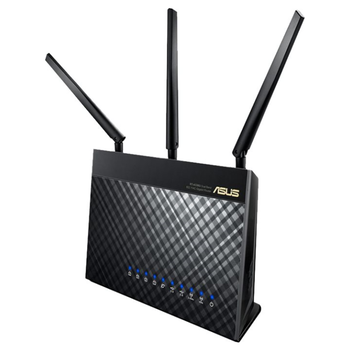 Product image of EX-DEMO ASUS RT-AC68U 802.11ac Dual-Band AiMesh Wireless-AC1900 Gigabit Router - Click for product page of EX-DEMO ASUS RT-AC68U 802.11ac Dual-Band AiMesh Wireless-AC1900 Gigabit Router