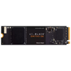 A product image of WD Black SN750 SE 500GB 3D NAND NVMe M.2 SSD