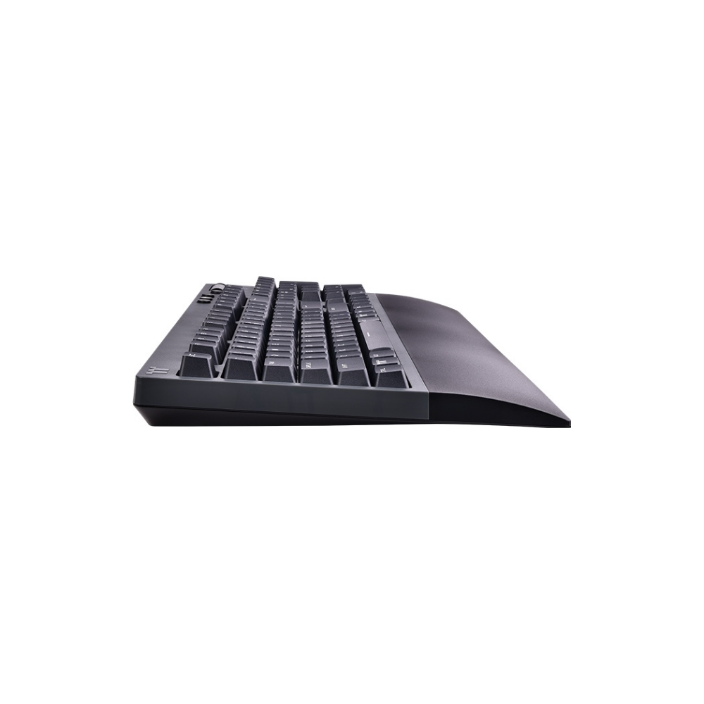 A large main feature product image of Thermaltake W1 WIRELESS Gaming Keyboard Cherry MX Red