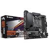 A product image of Gigabyte B550M Aorus Pro-P AM4 mATX Desktop Motherboard