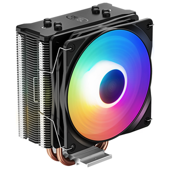 Product image of Deepcool GAMMAXX 400 XT RGB CPU Air Cooler - Click for product page of Deepcool GAMMAXX 400 XT RGB CPU Air Cooler
