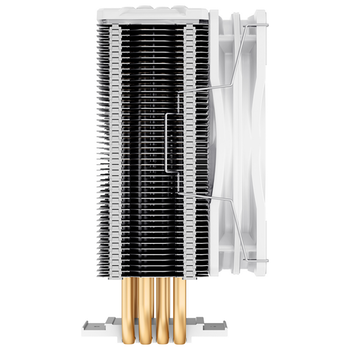 Product image of Deepcool GAMMAXX 400 XT White RGB CPU Air Cooler - Click for product page of Deepcool GAMMAXX 400 XT White RGB CPU Air Cooler