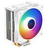 A product image of Deepcool GAMMAXX 400 XT White RGB CPU Air Cooler