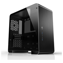 Product image of Jonsbo U4 PLUS Black ATX Case w/Tempered Glass Side Panel - Click for product page of Jonsbo U4 PLUS Black ATX Case w/Tempered Glass Side Panel