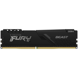Product image of Kingston 16GB Kit (2x8GB) DDR4 Fury Beast C16 3200MHz - Click for product page of Kingston 16GB Kit (2x8GB) DDR4 Fury Beast C16 3200MHz