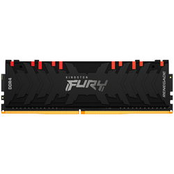 Product image of Kingston 16GB Kit (2x8GB) DDR4 Fury Renagade RGB C16 3200Mhz - Click for product page of Kingston 16GB Kit (2x8GB) DDR4 Fury Renagade RGB C16 3200Mhz