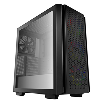Product image of Deepcool CG560 Airflow ATX Mid Tower Case  - Click for product page of Deepcool CG560 Airflow ATX Mid Tower Case