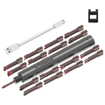 Product image of King'sdun 35 in 1 Electric Rechargable Screwdriver Kit - Click for product page of King'sdun 35 in 1 Electric Rechargable Screwdriver Kit