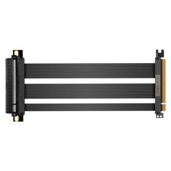 Product image of Silverstone RC05 PCIe 4.0 X16 Riser Cable - Click for product page of Silverstone RC05 PCIe 4.0 X16 Riser Cable