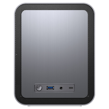 Product image of Jonsbo N1 Grey mITX Case - Click for product page of Jonsbo N1 Grey mITX Case