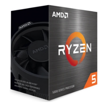 Product image of AMD Ryzen 5 5600G 6 Core 12 Thread Up To 4.4Ghz AM4 APU Retail Box - With Wraith Stealth Cooler - Click for product page of AMD Ryzen 5 5600G 6 Core 12 Thread Up To 4.4Ghz AM4 APU Retail Box - With Wraith Stealth Cooler