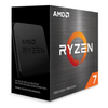 A product image of AMD Ryzen 7 5700G 8 Core 16 Thread Up To 4.6Ghz AM4 APU Retail Box - With Wraith Stealth Cooler