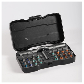 Product image of King'sdun 24 in 1 Multipurpose Ratchet Set Screwdriver - Click for product page of King'sdun 24 in 1 Multipurpose Ratchet Set Screwdriver