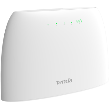 Product image of Tenda 4G03 N300 Wi-Fi 4G LTE Router - Click for product page of Tenda 4G03 N300 Wi-Fi 4G LTE Router