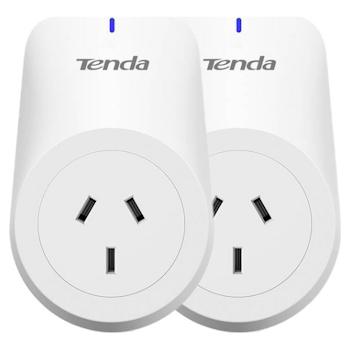 Product image of Tenda Beli SP3 Smart Wi-Fi Plug - 2 Pack - Click for product page of Tenda Beli SP3 Smart Wi-Fi Plug - 2 Pack