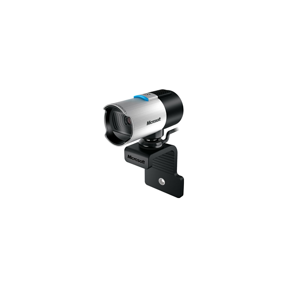 A large main feature product image of Microsoft LifeCam Studio 1080P Webcam