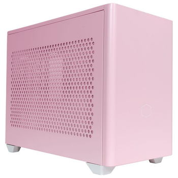 Product image of Cooler Master MasterBox NR200P mITX Case - Flamingo Pink - Click for product page of Cooler Master MasterBox NR200P mITX Case - Flamingo Pink