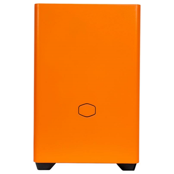 Product image of Cooler Master MasterBox NR200P mITX Case - Sunset Orange - Click for product page of Cooler Master MasterBox NR200P mITX Case - Sunset Orange