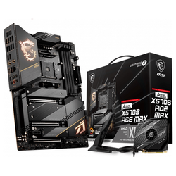Product image of MSI MEG X570S ACE MAX AM4 ATX Desktop Motherboard - Click for product page of MSI MEG X570S ACE MAX AM4 ATX Desktop Motherboard