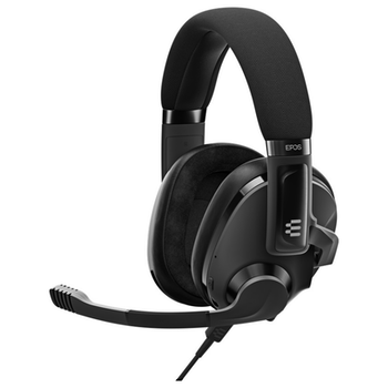 Product image of EPOS H3 Hybrid Closed Acoustic Gaming Headset with Bluetooth - Onyx Black - Click for product page of EPOS H3 Hybrid Closed Acoustic Gaming Headset with Bluetooth - Onyx Black