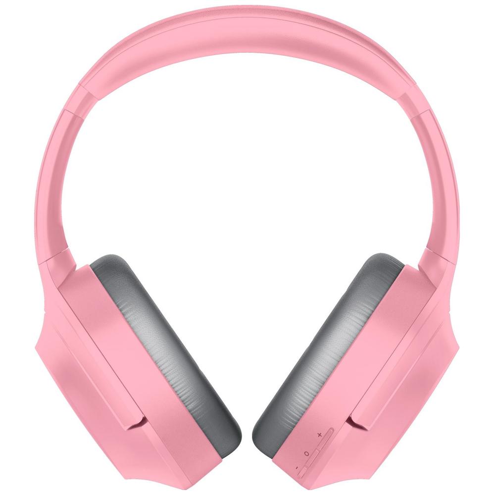 A large main feature product image of Razer Opus X Active Noise Cancellation Headset - Quartz