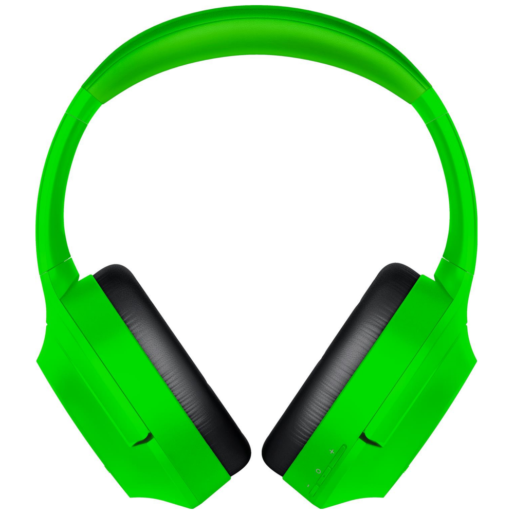 A large main feature product image of Razer Opus X Active Noise Cancellation Headset – Green