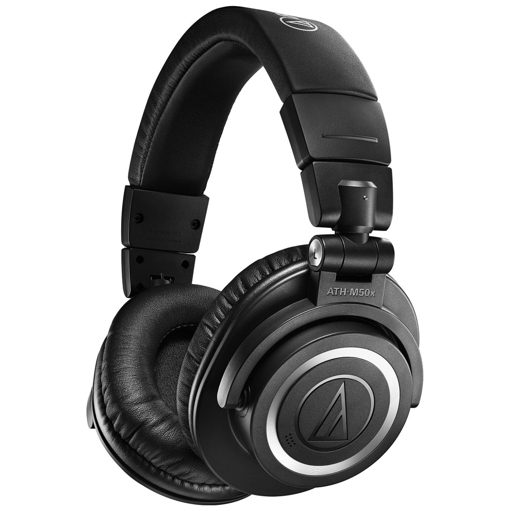 A large main feature product image of Audio Technica ATH-M50xB2 Over-Ear Bluetooth Headphones