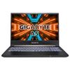 """A product image of Gigabyte A5 X1 15.6"""" Ryzen 9 RTX 3070P Windows 10 Gaming Notebook"""