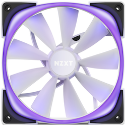 Product image of NZXT Aer RGB 2 - 140mm Single - White - Click for product page of NZXT Aer RGB 2 - 140mm Single - White