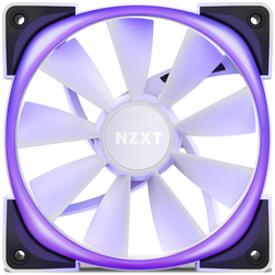 Product image of NZXT Aer RGB 2 - 120mm Single - White - Click for product page of NZXT Aer RGB 2 - 120mm Single - White