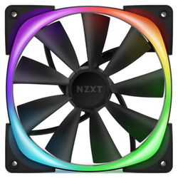 Product image of NZXT Aer RGB 2 - 120mm Triple Pack - Black - Click for product page of NZXT Aer RGB 2 - 120mm Triple Pack - Black
