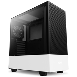 Product image of NZXT H510 Flow Compact Mid-Tower Case White - Click for product page of NZXT H510 Flow Compact Mid-Tower Case White