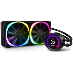 Product image of NZXT Kraken Z53 RGB 240mm AIO Liquid CPU Cooler - Click for product page of NZXT Kraken Z53 RGB 240mm AIO Liquid CPU Cooler