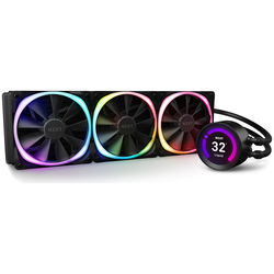 Product image of NZXT Kraken Z73 RGB 360mm AIO Liquid CPU Cooler - Click for product page of NZXT Kraken Z73 RGB 360mm AIO Liquid CPU Cooler
