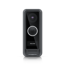 Product image of Ubiquiti UniFi Protect G4 Doorbell Cover Black - Click for product page of Ubiquiti UniFi Protect G4 Doorbell Cover Black