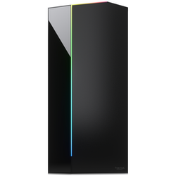 Product image of Fractal Design Vector RS Dark Tempered Glass Mid Tower Case Black - Click for product page of Fractal Design Vector RS Dark Tempered Glass Mid Tower Case Black