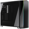 A product image of Fractal Design Vector RS Dark Tempered Glass Mid Tower Case Black